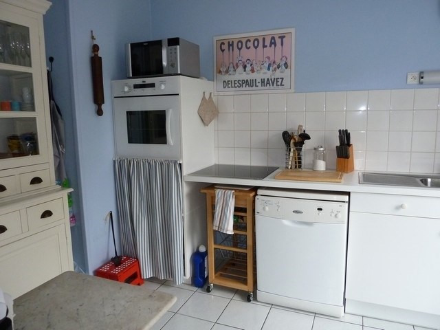 Vacation rental apartment Wimereux 660€ - Picture 4