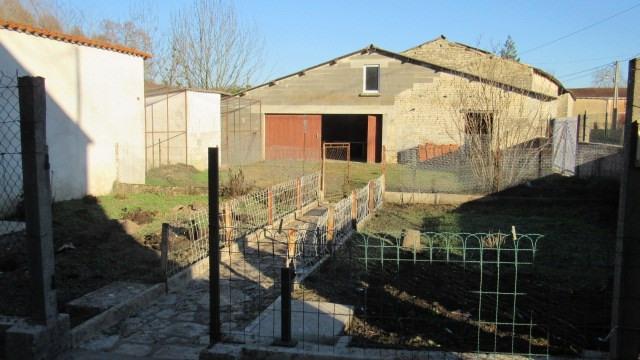Vente maison / villa Villiers-sur-chizé 64500€ - Photo 3