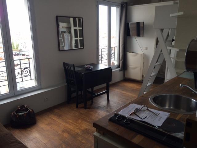 Location appartement Paris 18ème 695€ CC - Photo 1