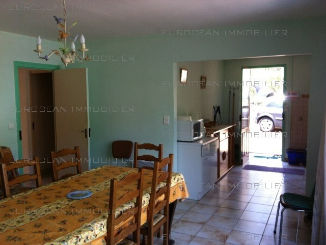 Location vacances maison / villa Lacanau-ocean 525€ - Photo 4