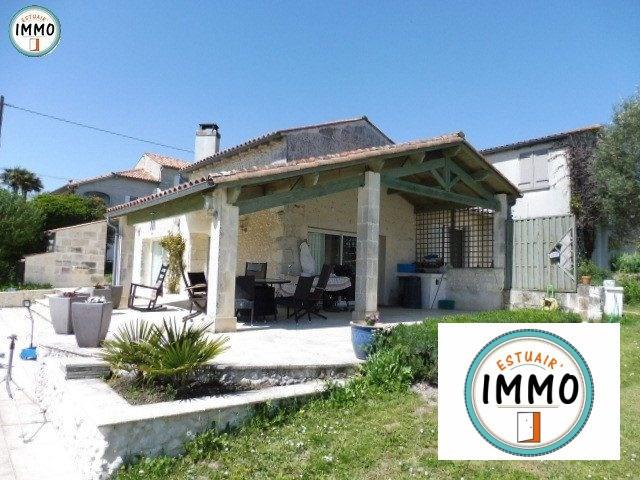 Vente maison / villa Saint-dizant-du-gua 527500€ - Photo 2