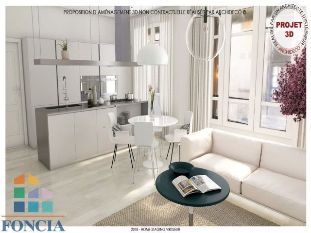 Vente appartement Suresnes 315 000€ - Photo 5