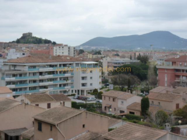 Vendita nell' vitalizio di vita appartamento La garde 47000€ - Fotografia 9
