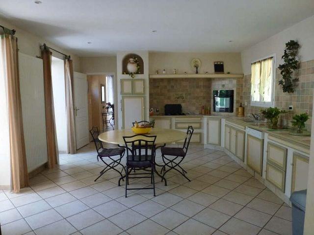 Deluxe sale house / villa Chateauneuf de galaure 577500€ - Picture 5