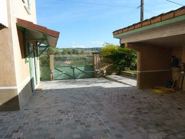 Vente maison / villa Hauterives 175 000€ - Photo 12