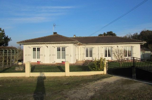 Sale house / villa Saint-savinien 222600€ - Picture 1