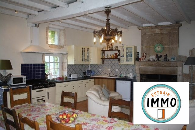 Deluxe sale house / villa Saint-fort-sur-gironde 599 000€ - Picture 18