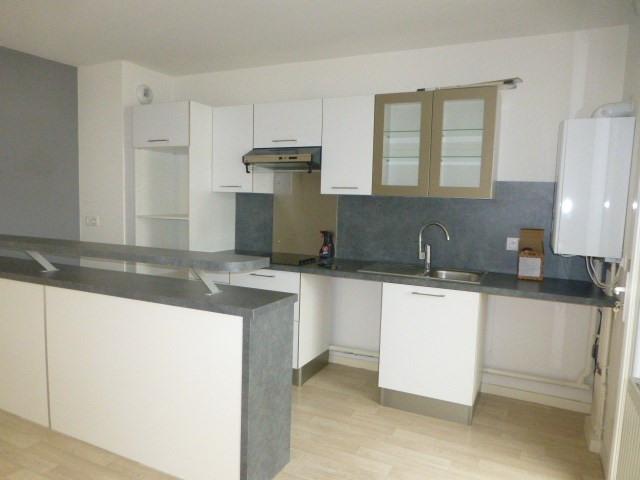Rental apartment Gargenville 860€ CC - Picture 1