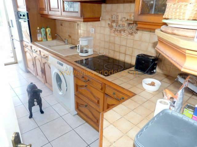Vitalicio  apartamento Villeneuve-loubet 32000€ - Fotografía 7