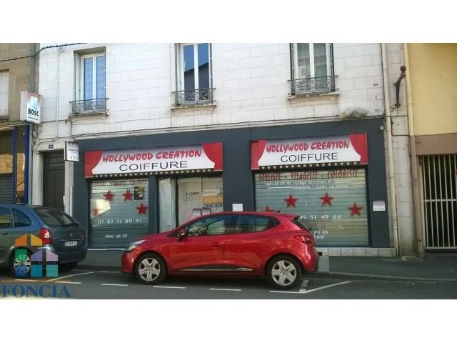 Location local commercial Le chambon-feugerolles 531€ CC - Photo 1