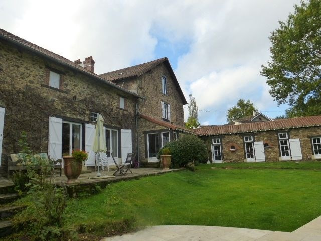Deluxe sale house / villa Limoges 595000€ - Picture 1