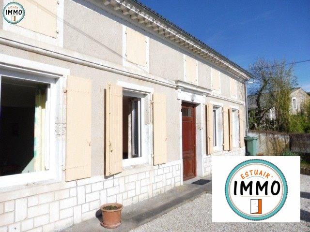 Sale house / villa Saint-fort-sur-gironde 274000€ - Picture 1