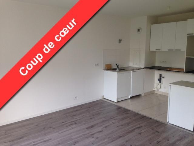 Location appartement Clichy la garenne 1026€ CC - Photo 1
