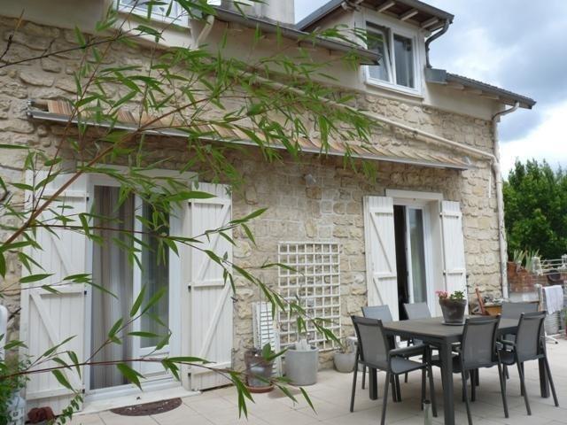 Sale apartment Villennes sur seine 520000€ - Picture 1