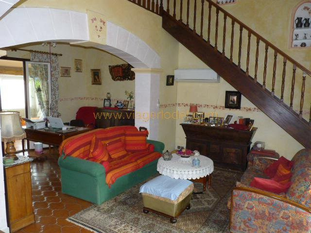 Verkauf auf rentenbasis wohnung Saint-raphaël 115000€ - Fotografie 1