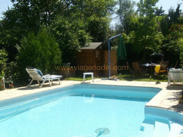 Life annuity house / villa Blenod les pont a mousson 49000€ - Picture 1