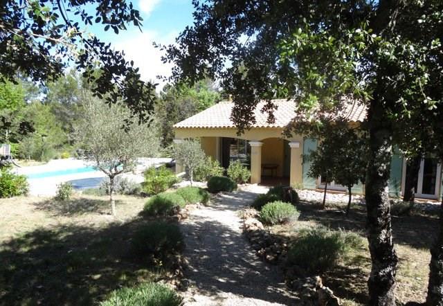 Vente maison / villa Sillans-la-cascade 349650€ - Photo 4