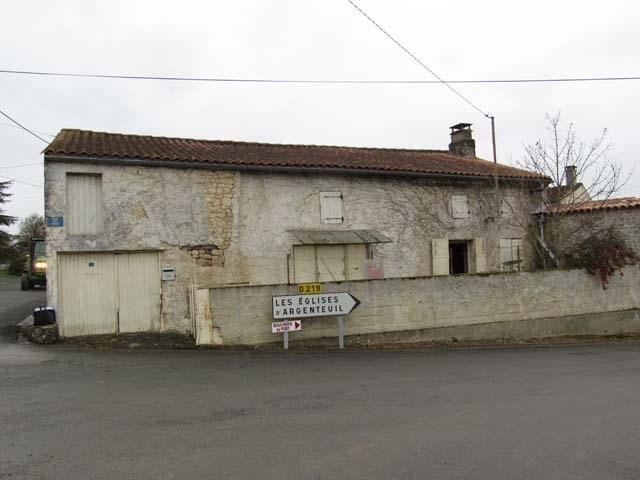 Vente maison / villa Les églises-d'argenteuil 27200€ - Photo 1