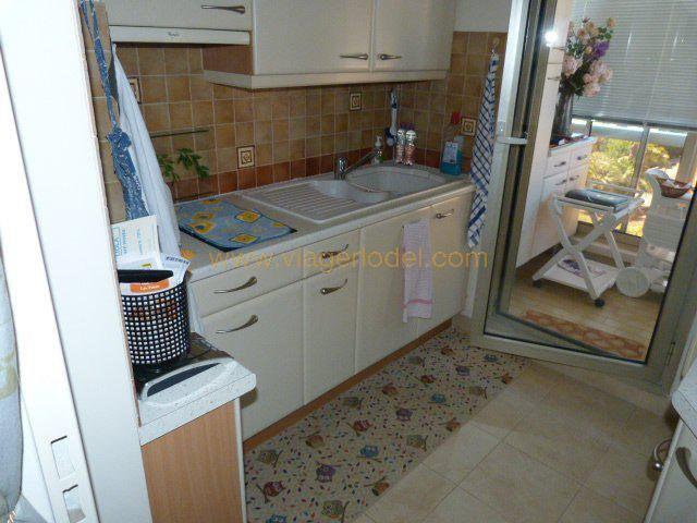 Vendita nell' vitalizio di vita appartamento Golfe-juan 35000€ - Fotografia 8