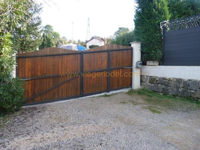 Vendita nell' vitalizio di vita casa Valbonne 110000€ - Fotografia 11