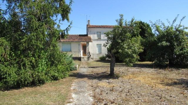 Vente maison / villa Bercloux 96000€ - Photo 1