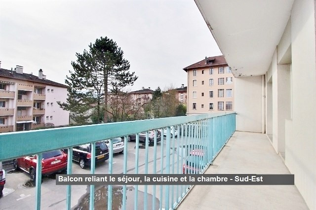 Rental apartment Annecy 830€ CC - Picture 5