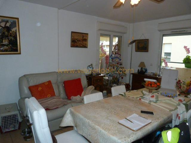 Viager appartement Cagnes-sur-mer 90 000€ - Photo 2