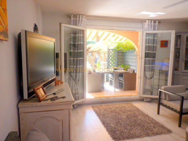 Life annuity apartment Fréjus 39 500€ - Picture 6