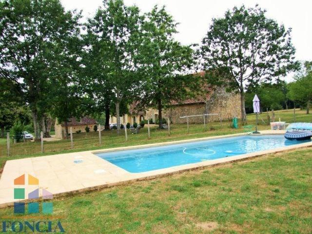 Rental house / villa Saint-sauveur 1450€ CC - Picture 1
