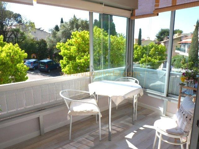 Life annuity apartment Sanary-sur-mer 120 000€ - Picture 2