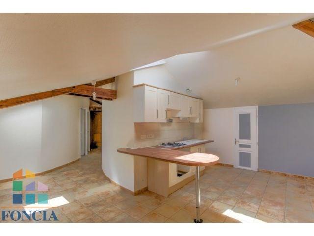 Vente appartement Chalamont 96000€ - Photo 1