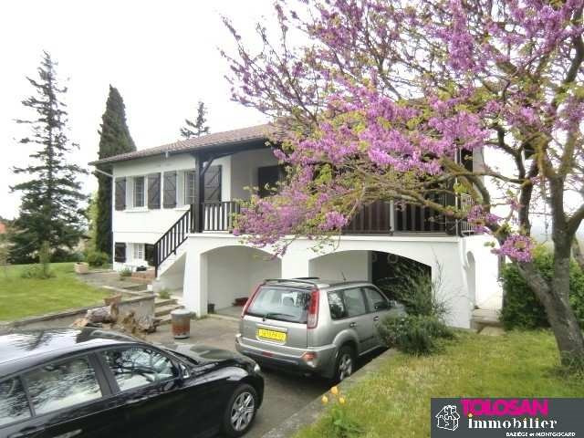 Vente maison / villa Montgiscard secteur 299 000€ - Photo 1