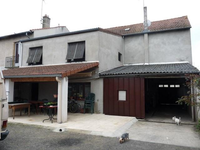 Vente maison / villa Montrond-les-bains 187000€ - Photo 1