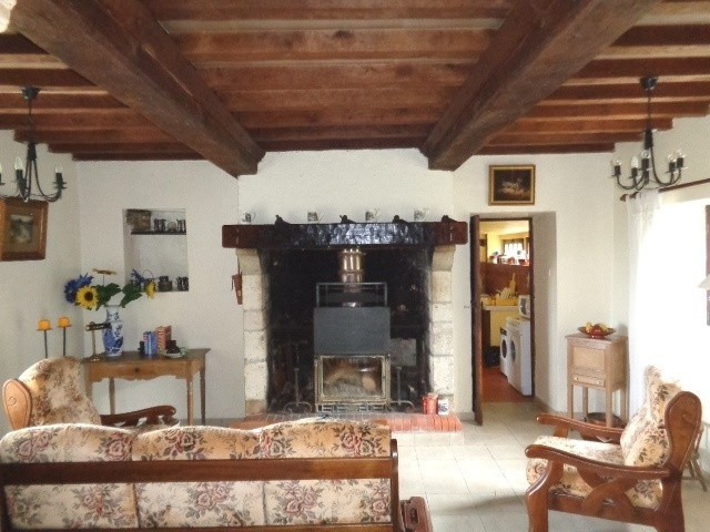Vente maison / villa Auvers 86 100€ - Photo 5
