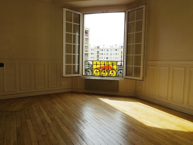 Rental apartment Vincennes 856€ CC - Picture 1