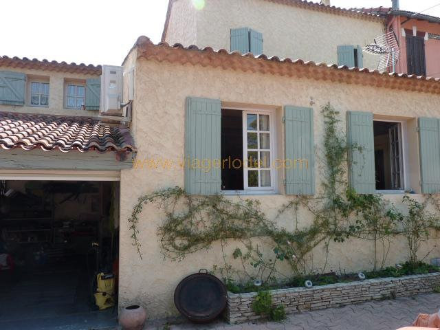 Life annuity house / villa Marseille 11ème 130000€ - Picture 1