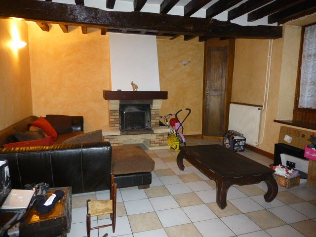 Rental house / villa Bennecourt 900€ CC - Picture 5