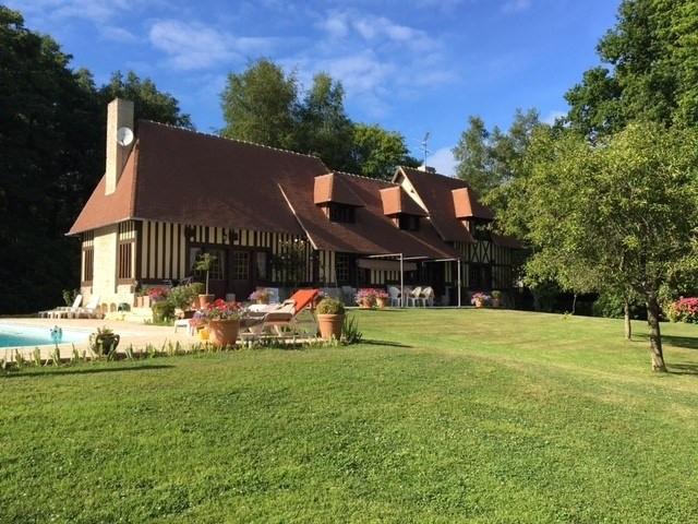 Vente de prestige maison / villa St gatien des bois 1100000€ - Photo 2