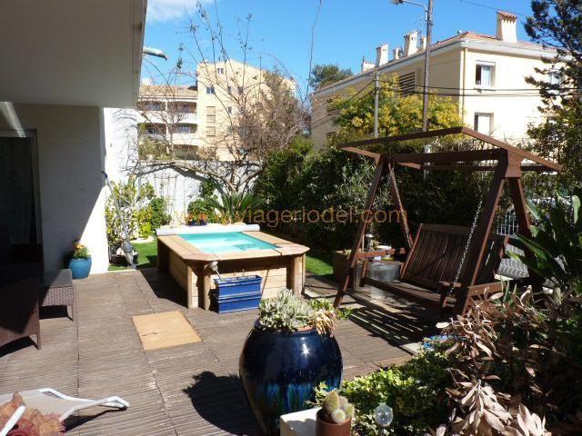 Verkauf auf rentenbasis wohnung Fréjus 235000€ - Fotografie 9