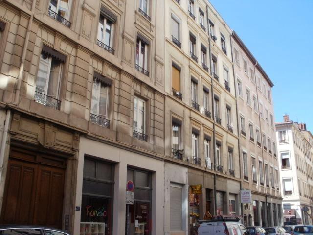 Location appartement Lyon 6ème 560€ CC - Photo 1