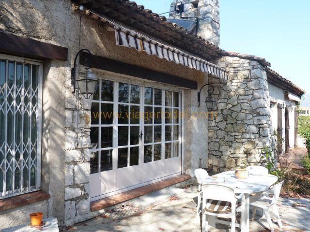 Vitalicio  casa Valbonne 498000€ - Fotografía 1
