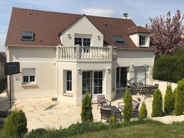 Vente maison / villa Morainvilliers 640000€ - Photo 1