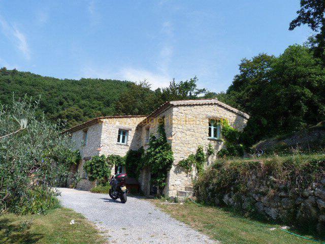 Life annuity house / villa Tourrettes-sur-loup 265000€ - Picture 3