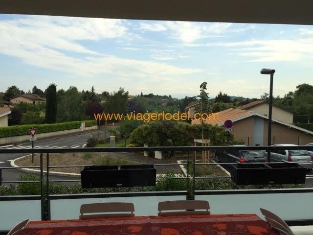 Viager appartement Vourles 175 000€ - Photo 11