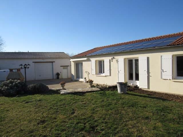 Sale house / villa Poursay-garnaud 169600€ - Picture 3