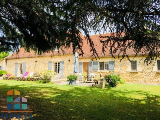 Verkauf von luxusobjekt haus Liorac-sur-louyre 469000€ - Fotografie 2