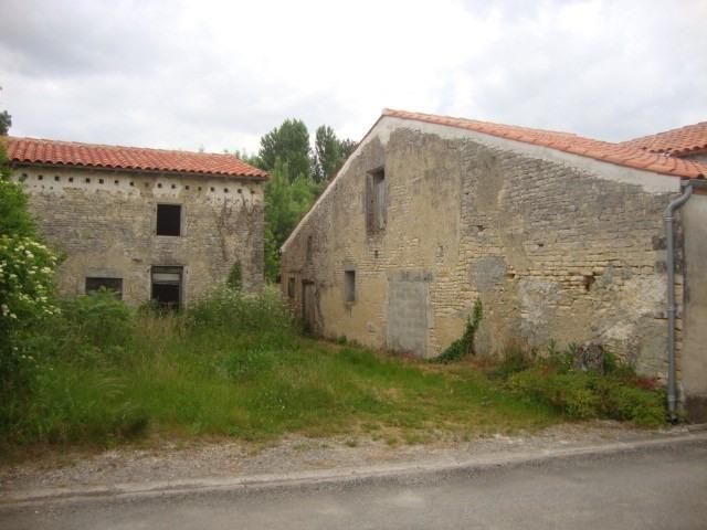 Vente maison / villa Cressé 48600€ - Photo 2