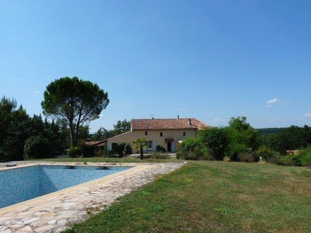 Vente de prestige maison / villa Rians 863000€ - Photo 1