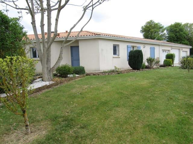 Vente maison / villa Brizambourg 188600€ - Photo 1
