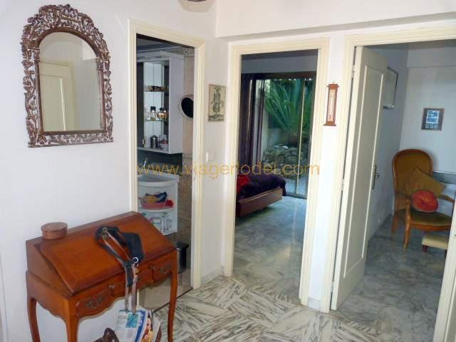 Vitalicio  apartamento Villeneuve-loubet 32000€ - Fotografía 9